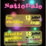 Fête Nationale Saint Brice