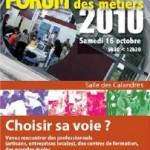 forum des metiers