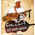 Concert jazz arabo andalou-Montmorency