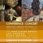 Conférence-Concert Enghien-Les-Bains