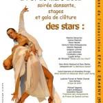 Affiche EFAC Danses 10 ans