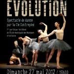 Spectacle de danse-Montmagny