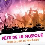 Fête de la musique à Saint Gratien 2012
