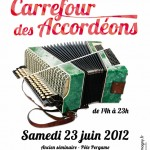carrefour accordéon