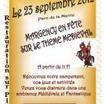 Margency en Fête medieval