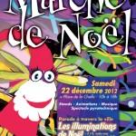 Marche Noël Eragny 2012