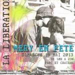 10ème édition de « Méry en fête » « La Libération »