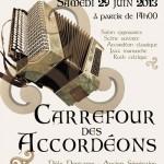 Carrefour des Accordéons