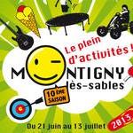 Montigny Les Sables