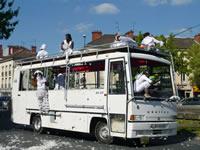 bus plume attack