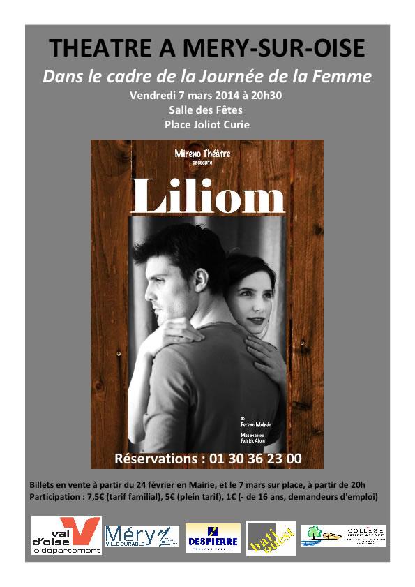 « Liliom » à Méry-sur-Oise