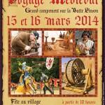 Voyage Médiéval Montmagny