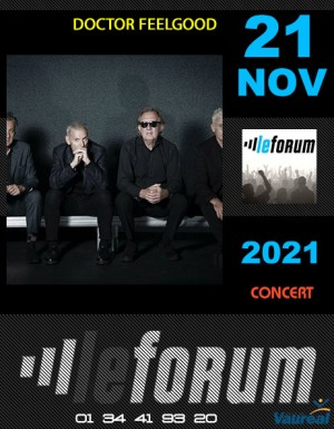 Concert: DOCTOR FEELGOOD