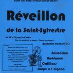 RÉVEILLON DE LA SAINT SYLVESTRE à MERY SUR OISE