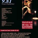 9.81-Cirque d'apesanteur