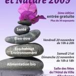 Bien Etre et Nature 2009