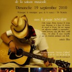 Concert d'ouverture SéMAfOR