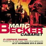 Marc Becker Cabaret