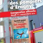 Inauguration de la caserne d'Eragny