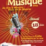 Fête de la Musique à Saint Brice
