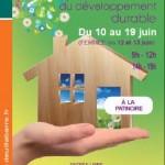 La Maison du développement durable : L'exposition événement s'installe à Deuil-La Barre !