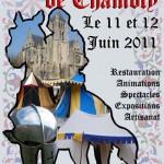 Les médiévales de Chambly