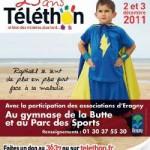 Eragny se mobilise pour le Téléthon 2011