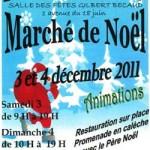 Marché de Noël – Margency