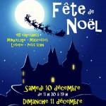Fête de Noël à Saint Brice sous Forêt