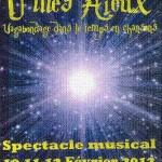 La Comédie Musicale «Ô Mes Aieux» – Feucherolles