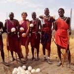 Massaïs, seigneurs de l'Afrique
