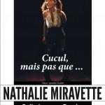 Concert : Nathalie Miravette
