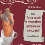Café-philo à Bessancourt