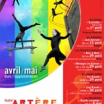 Festiv' ARTERE PUBLIQUE Avril-Mai
