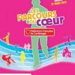 Les Parcours du Coeur 2012