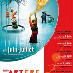 Festiv' ARTERE PUBLIQUE Juin-Juillet
