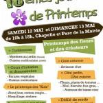 16es Journées de Printemps à Montmagny