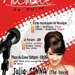 Fête de la musique à Vauréal 2012
