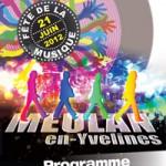 Fête de la musique à Meulan 2012