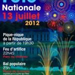 Fête Nationale à Méry-sur-Oise