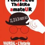Festival de Théâtre amateur à Vauréal