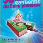 Le Salon du Livre Jeunesse d'Eaubonne a 30 ans !