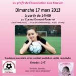 Tournoi de football féminin