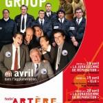 Festiv' ARTERE PUBLIQUE Avril
