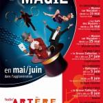Festiv' ARTERE PUBLIQUE Mai/Juin