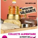 COLLECTE ALIMENTAIRE à Saint-Brice