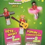Fête du Sport et Forum des associations