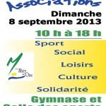 Forum des associations de Méry-sur-Oise