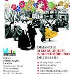 La guinguette de la Butte Pinson en fête à Montmagny