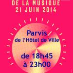 Fête de la musique 2014 à Soisy sous Montmorency